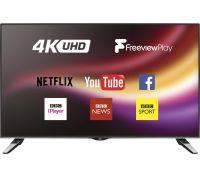 "Buy JVC LT-49C860 Smart 4k Ultra HD 49"" LED TV | Free ..."