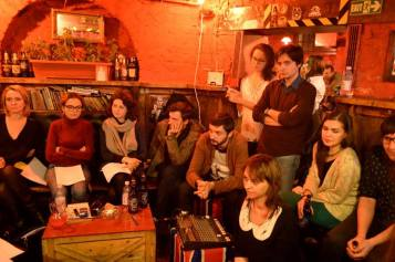 poetry reading club revdepov