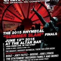 """Poll: Who will win RhymeCal """"Summer Slam"""" Finals"""