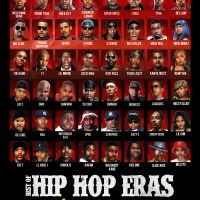 Gmen Photographics Presents: The Best of Hip Hop Eras