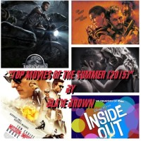 """Top 10 Movies of the Summer (2015)"" by Blade Brown"