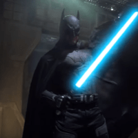 "Short Film: ""BATMAN vs DARTH VADER Super Power Beat Down"" By  Aaron Schoenke"
