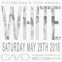 Event: Pittsburgh's 10th Annual WHITE PARTY