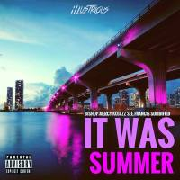 "iLLustrious Music Group ""It Was Summer"" LP"