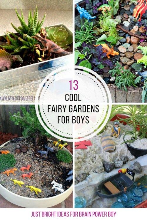 Medium Of Pics Of Fairy Gardens