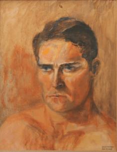 david west keirsey self portrait 2