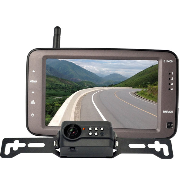 Wireless Backup Camera System Troubleshooting Guide