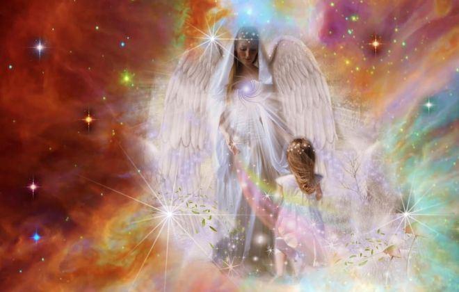 Wallpaper Supernatural 3d 8 Cara Malaikat Pembimbing Berkomunikasi Bramardianto Com
