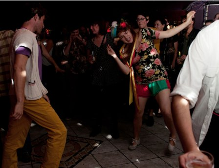 The Branchage Globale party at the Havana Club, Branchage 2011