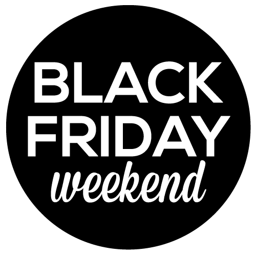 Black Week Sale Black Friday & Cyber Monday Weekend Sale – Branches