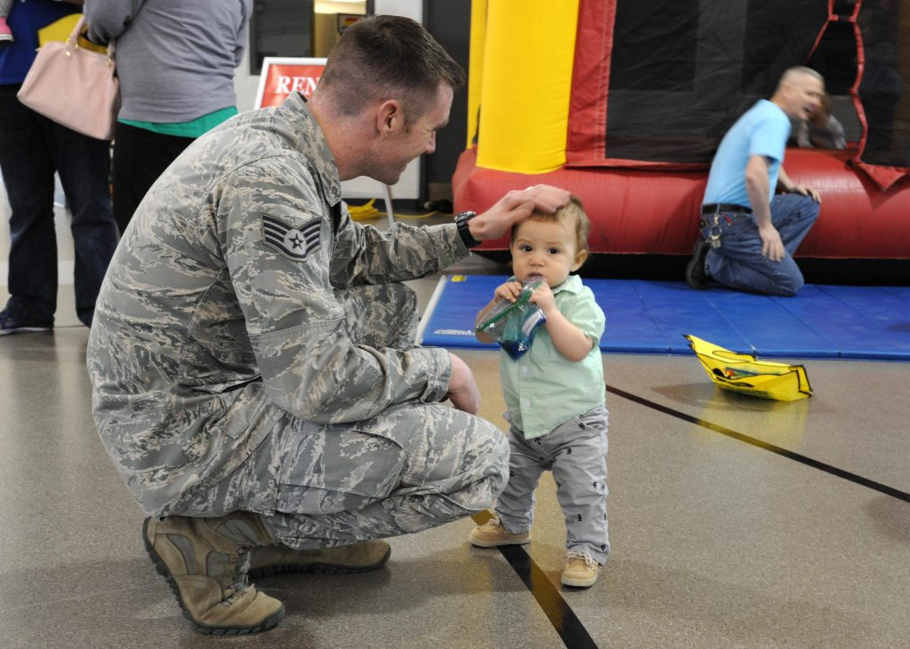Toddler Three Years New Parent Support Program Military Parent Technical