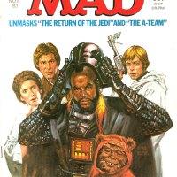 Mad Magazine 1983 - Return of the Jedi