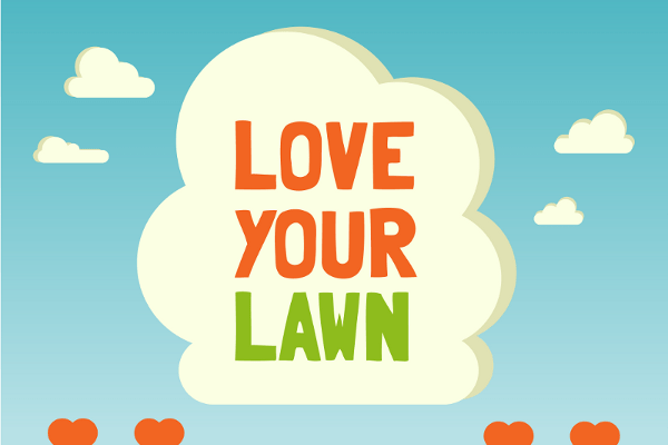 catchy lawn care slogans