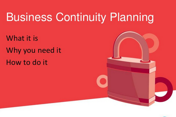 How to Write a Business Continuity Plan Checklist - BrandonGaille - business continuity plan