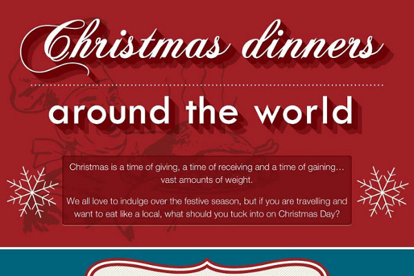 22 Christmas Dinner Invitation Wording Ideas - BrandonGaille
