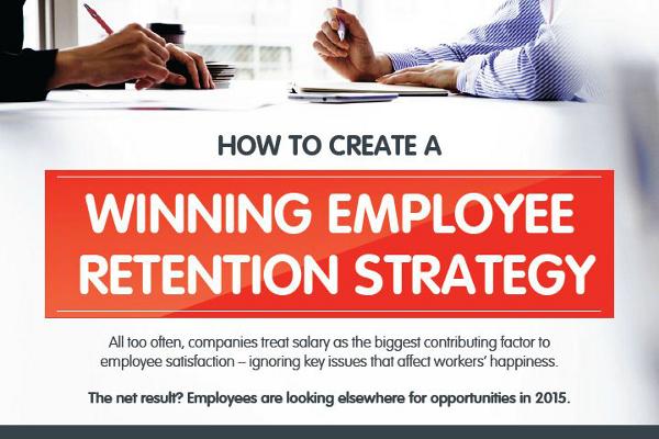 7 Best Employee Retention Strategies - BrandonGaille