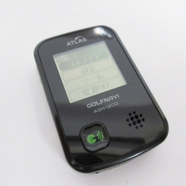 ゴルフナビ AGN1200 GPS 買取!