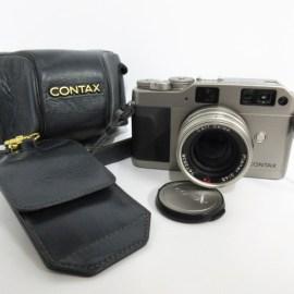 コンタックス レンジファインダーカメラ G1 買取!