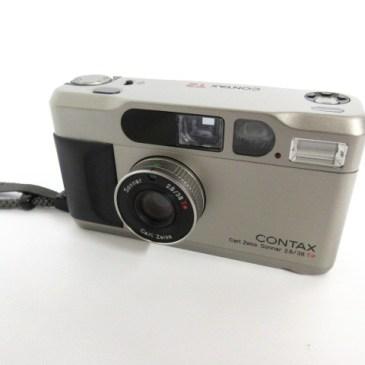コンタックス T2 フィルムカメラ 買取!