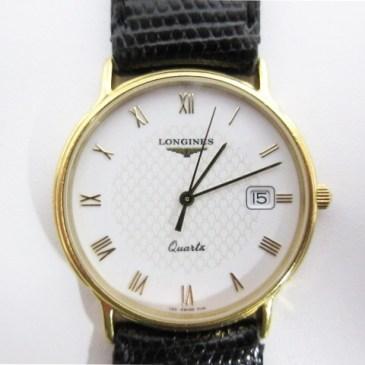 ロンジン 腕時計 買取!