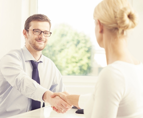 Etiquette and conduct matter in job interviews