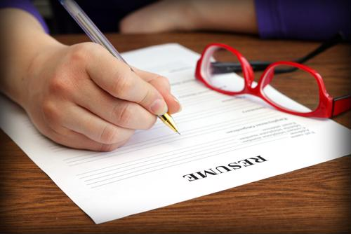 Tips for writing the perfect resume - writing a perfect resume
