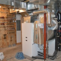 Geothermal Heating and Cooling - Iowa City