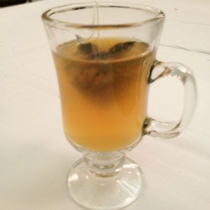 Woodford Reserve Applejack Ginger Hot Toddy
