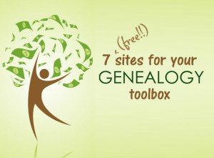 bookmark these free genealogy sites and tools