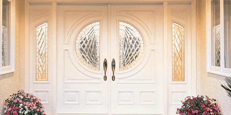 Fiberglass & Steel Doors | Branford Building Supplies