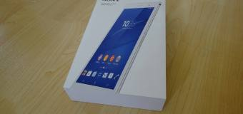 Recenzia: XPERIA Tablet Z3 Compact