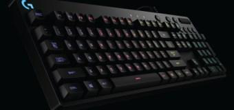 Logitech predstavuje novú mechanickú klávesnicu a spoluprácu s Ubisoft na The Division
