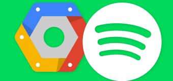 Spotify bude ako cloudového partnera využívať aj Google Cloud Platform