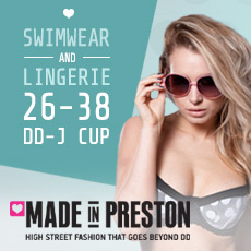 Made In Preston Banner