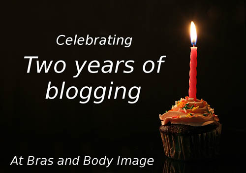 Celebrating two years of blogging