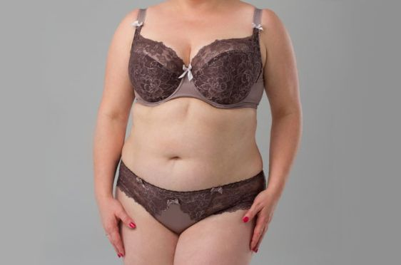 Ewa Michalak BM Naomi - Nude Bras for WOC