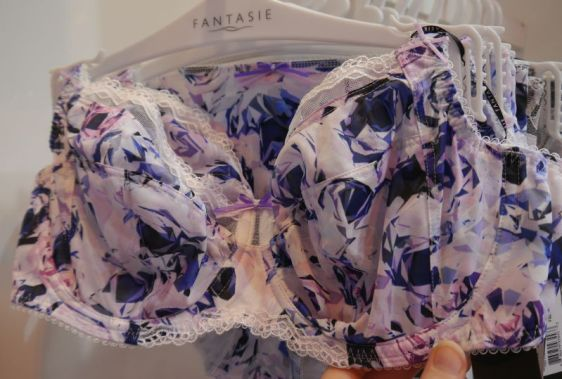 Fantasie Lingerie Penelope Side Support Bra Purple Haze
