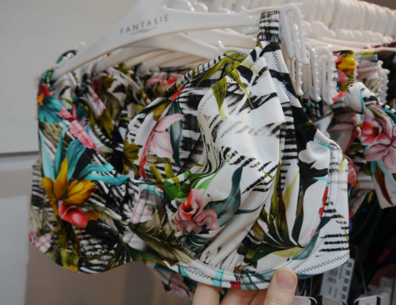 Fantasie Swim Wakaya Gathered Full Cup Bikini Multi