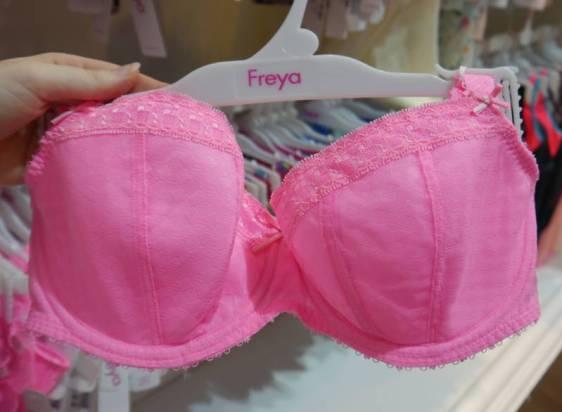 Freya Rapture Half Cup Bubblegum SS15