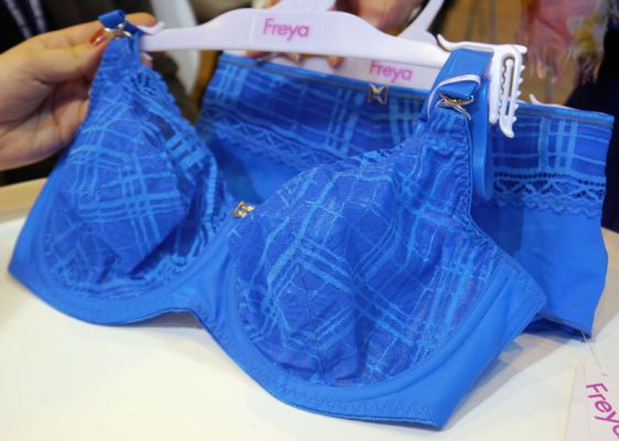 Freya Tempo Balcony Bra in Electric Blue (Freya AW16)