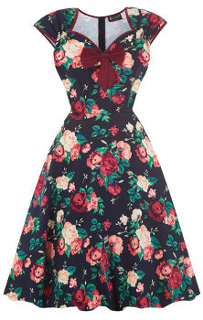 Lady V London Winter Floral Isabella