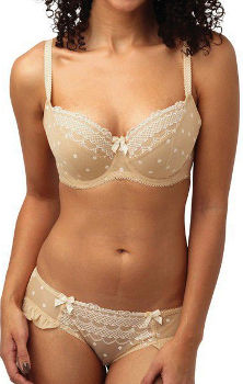 Large Cup Lingerie Cleo Marcie Beige