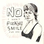 International Women's Day and Thoughts on Street Harassment