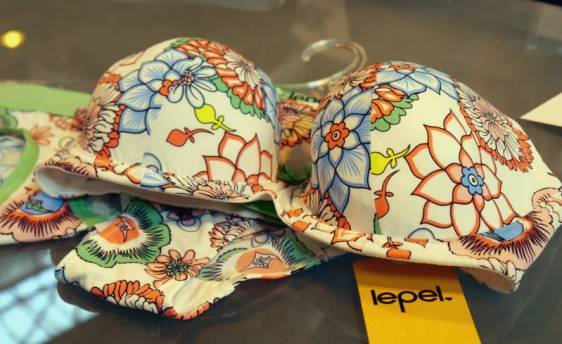 Lepel Lilly Rosette Print Multi