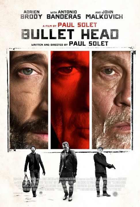 bullet-head-ed