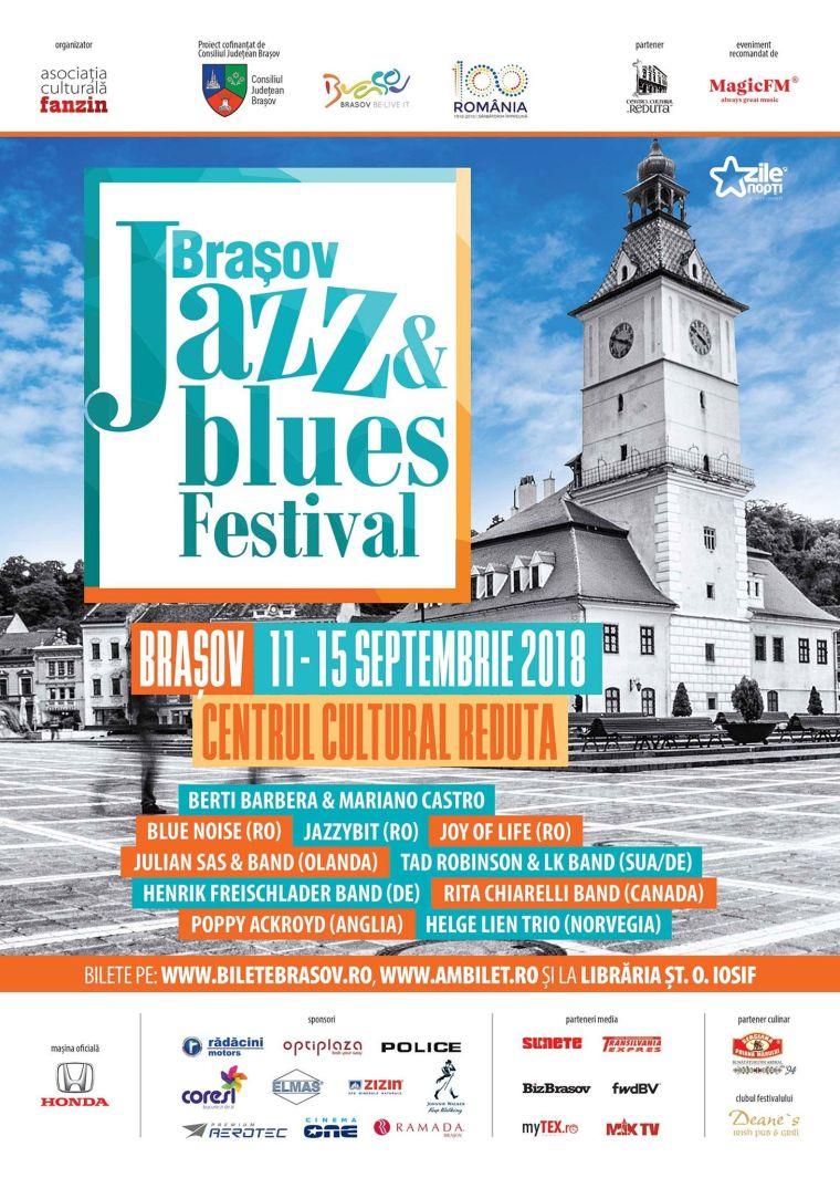 Brasov Jazz Bues 2018