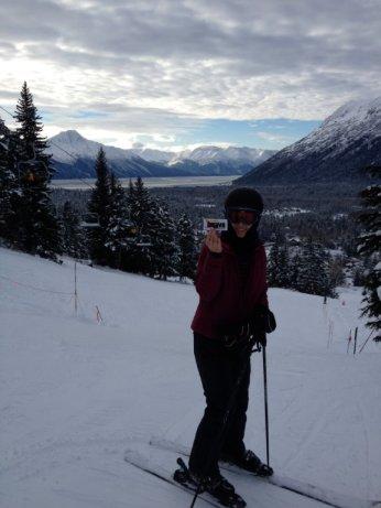 brave ski mom alyeska alaska
