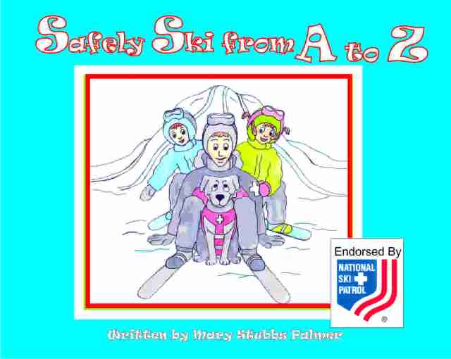 safely ski from a to z cover