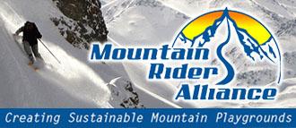 mountain riders alliance banner