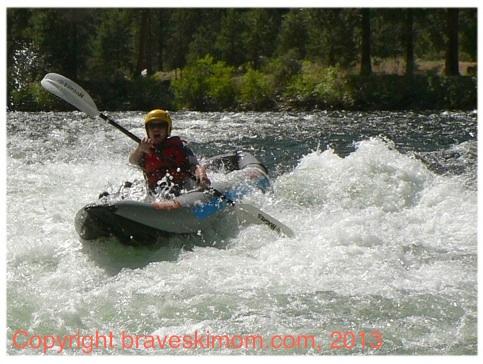 idaho rafting